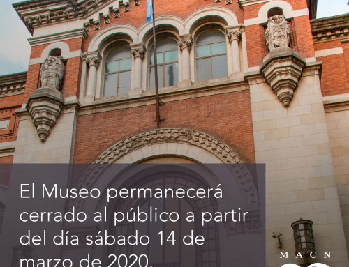 Informamos que el Museo permanecerá cerrado