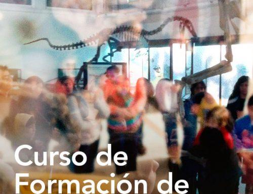 Curso de formación de guías educativos del Museo – 2018