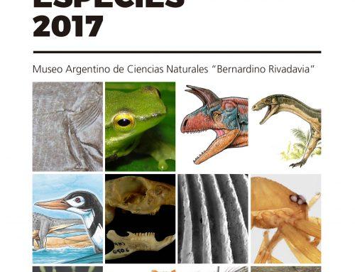 Investigadores del CONICET en el MACN descubrieron 149 especies en 2017